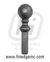 Wrought iron gates Railheads, finials, Gate heads railings Wrought iron gate hardware manufacturers exporters suppliers in india